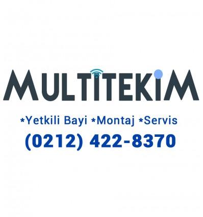 KTS500 Güvenlik Konsolu | Multitek Santral Konsolu