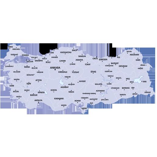 turkiye-servis-harita